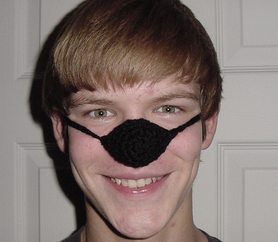 Knitted Nose Warmer Pattern : Nose warmer - deals on 1001 Blocks