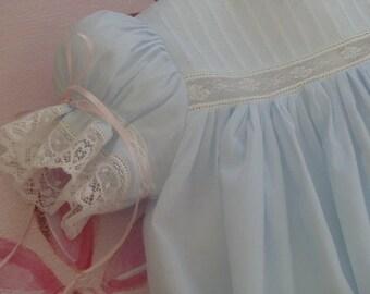 Heirloom Dress and Slip