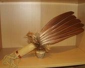 Feather Fan Smudge or Dance