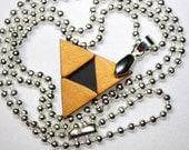 Legend of Zelda Triforce symbol Necklace