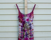 Tie-Dye Dress - Size Large - Multi