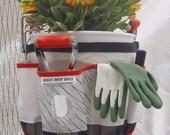 Father's Day Gift Gardening Gifts for Gardening Nautical Gift Garden Tool Caddy Gardening Apron Garden Apron Bucket Organizer Tool Box