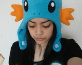 MUDKIP blue pokemon winter hat