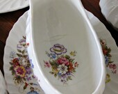 RESERVED for Melissa - Aynsley & Sons Bone China Summertime pattern