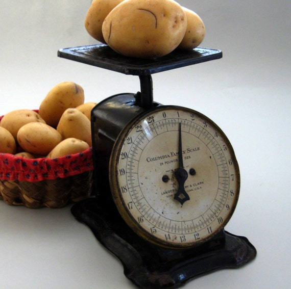 Antique Kitchen Scale: Antique Scales Vintage Kitchen Scales