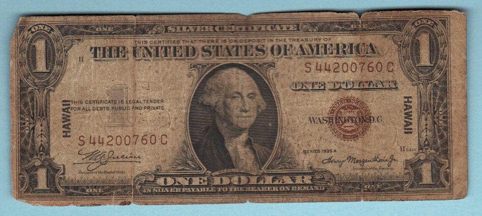 1935 Dollar Bill Value E Series Did You Know Facts Disney Movies