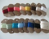 Destash Cotton Twine Multiple Colors Lot of 16