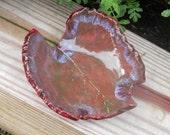 True Red Summer Leaf