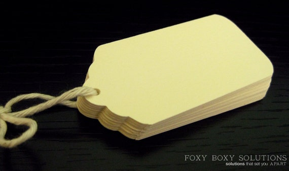 Tags: Ivory - set of 24