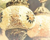 Lantern photography, Turkey - Arabian Nights - Fine Art Photography print of lanterns 8x10