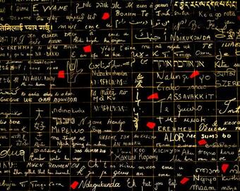 Valentine Paris Photograph -Je T'Aime Wall in Paris - I love you in 311 languages - Fine Art Photograph - 8x10