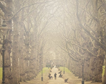"London Photography,London print, London art print - ""A Walking Meditation"""