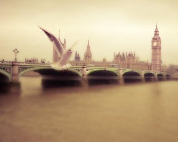 Fine Art travel photography - Memories of London