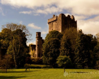Blarney Castle, Ireland - signed fine art print