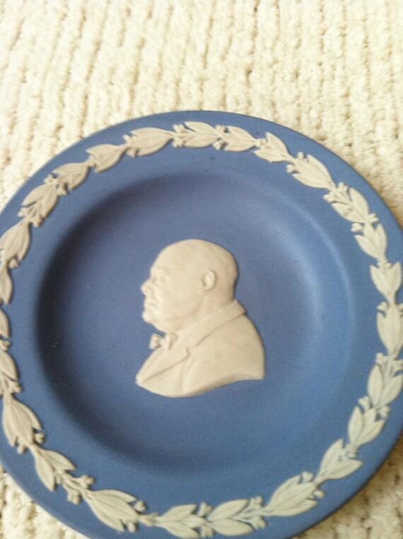 Winston Churchill Wedgewood  dish  Classic