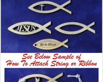 Laser Cut Bible Bookmarks - (SH-115)
