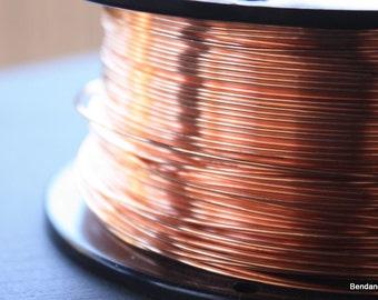 10 Feet Copper Wire 20 Gauge