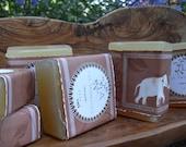 Rare Earth (Sandalwood & Patchouli) Handmade Soap