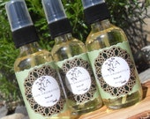 Buzz Off green (Citrus Herbal) Skin Spray & Perfume Oil