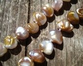 Iridescent Pearl Mermaid Necklace