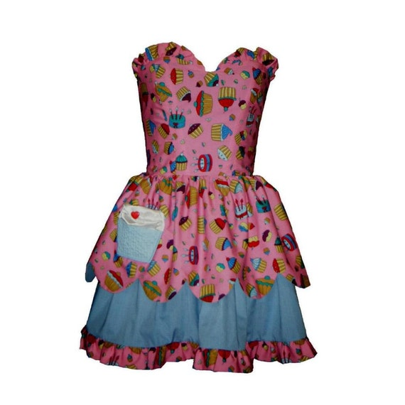 3rd payment for strapless candy pink cupcake dress. reserved for Karleeanna
