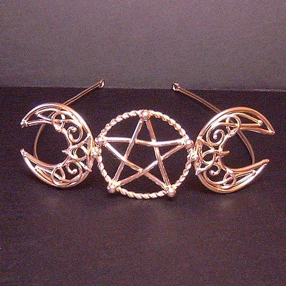 Triple Goddess Circlet