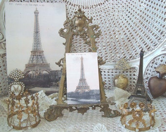 Vintage Ornate Large French Style Easel for Display