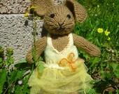 cute yellow tutu dress/ballet dress for my 20-30 cm dolls
