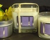 Lavender Mint Pure SOY Trio
