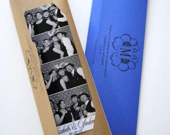 Photobooth Photo-Strip Picture Holders Party Favor