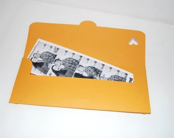 Photobooth  Photo-Strip Party Favor Envelopes