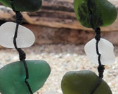 Chunky Sea Glass Necklace