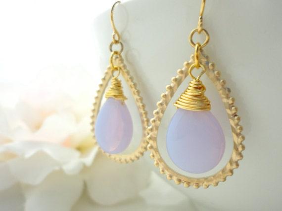 Teardrop Earrings Gold Teardrop Earrings Glass Teardrop Earrings Teardrops Earring Teardrop Gold Glass Jewelry Dangle Earring