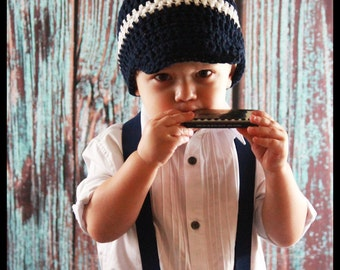 Newspaper Boy Hat