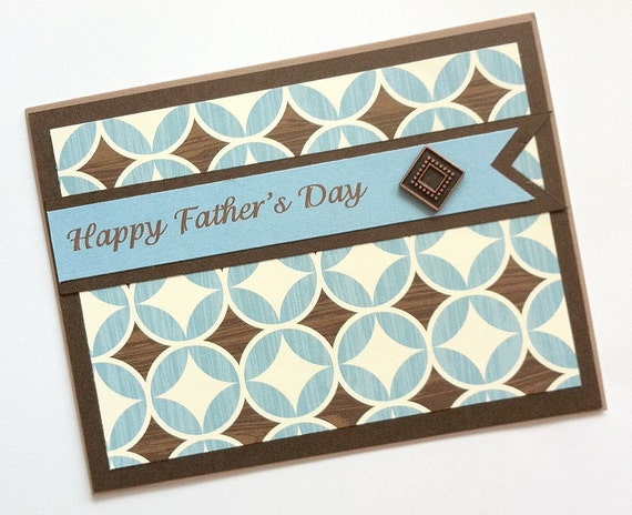 Father's Day Card, Card for Dad