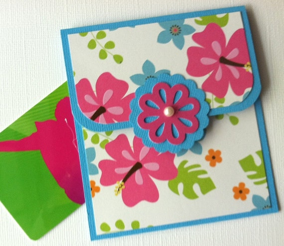 Gift Card Holder, Birthday, Thank You, Teacher Gift, Baby Shower