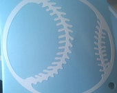 Vinyl sports decals for your car window