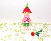 Little Playmobil brooch