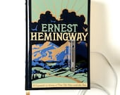BACK IN STOCK Ernest Hemingway booksi Charging Dock for iPhone or Android phone