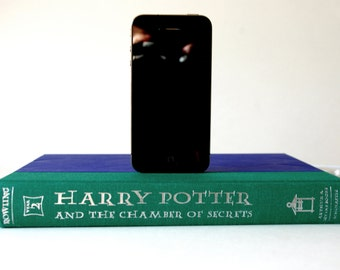 Harry Potter and the Chamber of Secrets booksi Dock, for iPhone and iPod
