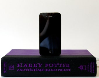 Harry Potter and The Half-Blood Prince Used Book Charging Dock for iPhone and iPod