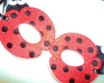 Ladybug Mask