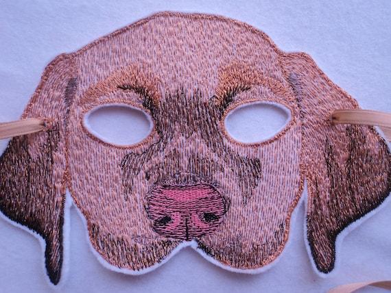 KidsFelt Puppy Mask