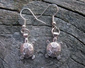 Simplicity - Turtle Earrings