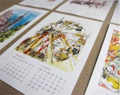 DIY Valentine Gift, Printable  2012 Calendar, Great Gift Idea Under 10