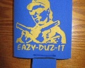 EAZY-DUZ-IT 40oz Koozie with Handle for Eazy Handling