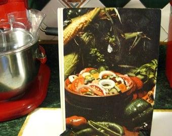 Southern Living Vegetables Cookbook - Southern Living Book - Vegetables Cookbook - Vintage Cookbook - Vintage Southern Living Cookbook -