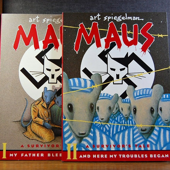 essays on maus by art spiegelman