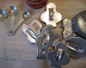 Aluminium Vintage Baking Lot