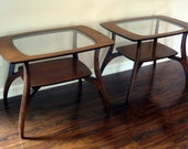 RESERVED: Mid-Century Modern Tables